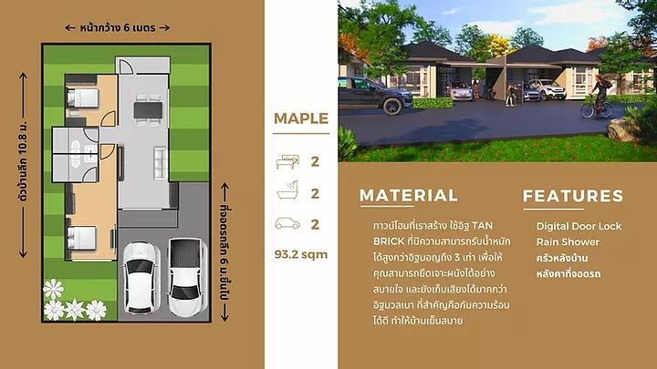 Type: Maple